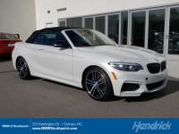 Pre-Owned 2020 BMW 2 Series M240i Convertible