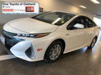 Certified Pre-Owned 2017 Toyota Prius Prime STD Hatchback in Oakland, CA