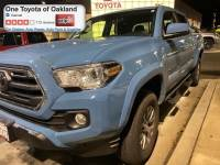 Certified Pre-Owned 2019 Toyota Tacoma SR5 Truck Double Cab in Oakland, CA