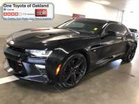 Pre-Owned 2017 Chevrolet Camaro SS Coupe in Oakland, CA