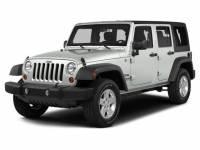 2015 Jeep Wrangler Unlimited Sport RHD 4WD Sport RHD Automatic