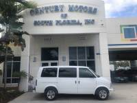 2005 Chevrolet Astro Passenger 1 Owner CarFax 8 Passenger Cloth Seats Cruise