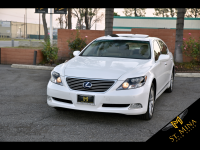 2008 Lexus LS 600h L Luxury Exacutive Sedan