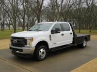Used 2017 Ford Super Duty F-350 XL Crew Cab 4WD Flat Bed Powerstroke Diesel