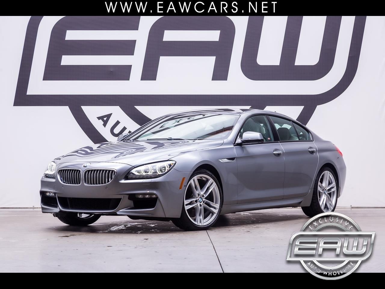Photo 2014 BMW 6 Series 4dr Sdn 650i RWD Gran Coupe