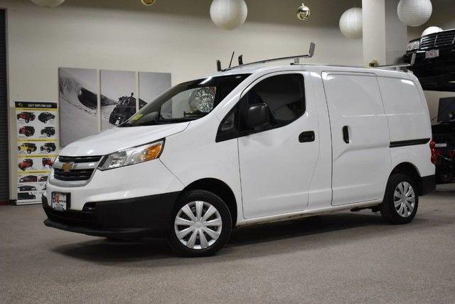 Photo 2015 Chevrolet City Express Cargo Van LT