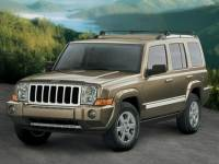 Pre-Owned 2006 Jeep Commander 4dr 4WD