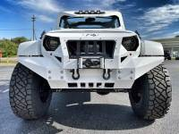 Used 2016 Jeep Wrangler Unlimited CUSTOM FAB FOURS SAHARA LIFTED HARDTOP