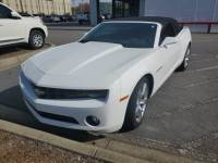 Pre-Owned 2012 Chevrolet Camaro 2LT Convertible