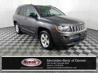Pre-Owned 2016 Jeep Compass Sport 4x4 SUV in Denver