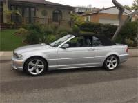 2004 BMW 325i Convertible