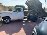 Chevy Flatbed Dump Tk