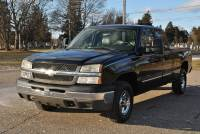 2004 Chevrolet Silverado 1500 4dr Extended Cab Z71 for sale in Flushing MI