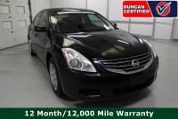 Used 2012 Nissan Altima For Sale at Duncan's Hokie Honda | VIN: 1N4AL2AP8CC207800