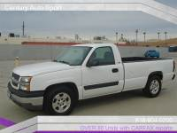 2005 Chevrolet Silverado 1500 Long Bed 1-Owner