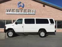 2010 Ford E350 Quigley 4x4