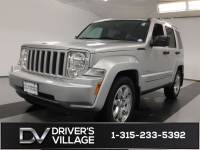 Used 2012 Jeep Liberty For Sale at Burdick Nissan | VIN: 1C4PJMAK5CW182234