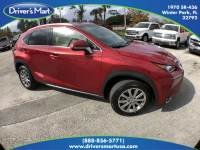 Used 2017 LEXUS NX 200t For Sale in Orlando, FL | Vin: JTJYARBZ5H2066413