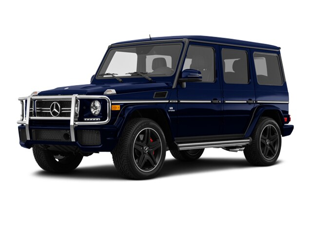 Photo Pre-Owned 2016 Mercedes-Benz AMG G G63 4MATIC SUV in Boston, MA