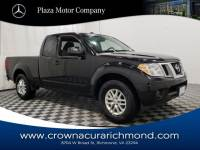 Pre-Owned 2017 Nissan Frontier SV-I4 in Richmond VA