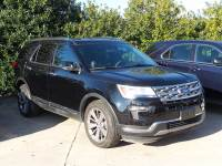 Pre-Owned 2018 Ford Explorer Limited SUV
