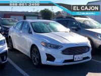 Used 2019 Ford Fusion For Sale at Subaru of El Cajon | VIN: 3FA6P0CD0KR110253