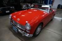 1963 Austin-Healey Sprite Mark II Roadster