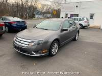 2012 Ford Fusion SEL 5-Speed Automatic