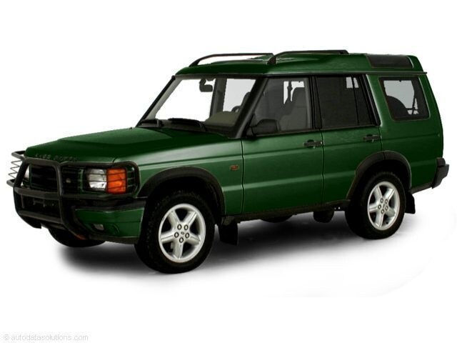 Photo 2000 Land Rover Discovery Series II Leather SUV