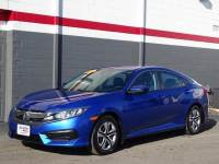 Used 2017 Honda Civic For Sale at Huber Automotive | VIN: 19XFC2F55HE007481
