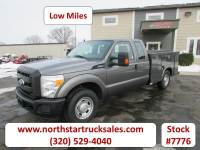 Used 2011 Ford F-250 4x2 Ext-Cab Service Utility Truck