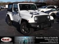 2018 Jeep Wrangler JK Freedom Edition in Franklin