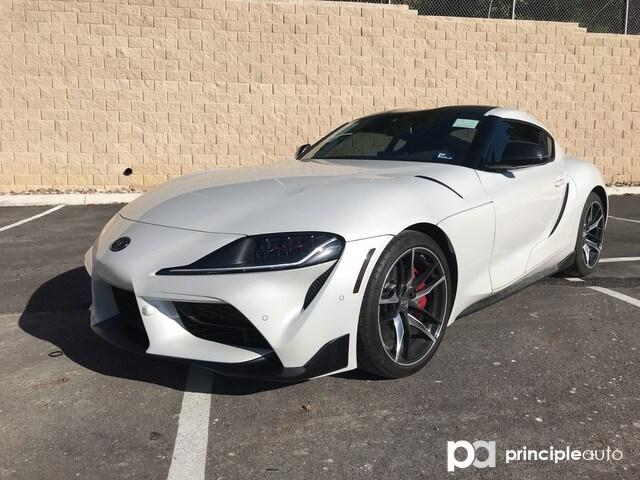 Photo 2020 Toyota Supra 3.0 Premium Coupe in San Antonio