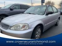 Pre-Owned 1999 Honda Civic Value Package in Richmond VA