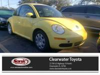Used 2010 Volkswagen New Beetle 2dr Auto Hatchback in Fort Myers