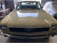 Mustang Coupe 6 Cyl. Auto