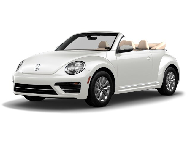 Photo Used 2018 Volkswagen Beetle 2.0T S Convertible in Fort Myers