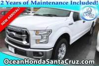 Used 2016 Ford F-150 XLT Crew Cab Pickup For Sale in Soquel near Aptos, Scotts Valley & Watsonville