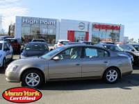 Used 2005 Nissan Altima 2.5 S Sedan For Sale in High-Point, NC near Greensboro and Winston Salem, NC