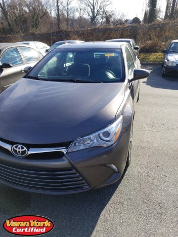 Photo Used 2017 Toyota Camry LE AutoFor Sale in High-Point, NC near Greensboro and Winston Salem, NC
