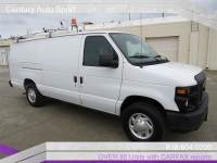 2010 Ford Extended Cargo E-250