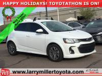 Used 2018 Chevrolet Sonic For Sale | Peoria AZ | Call 602-910-4763 on Stock #20499B