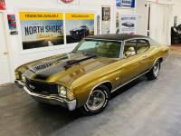 1972 Chevrolet Chevelle -SUPER SPORT TRIBUTE - 383 ENGINE - 5 SPEED - DANA 60 REAR -