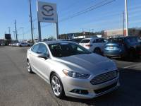 Pre-Owned 2016 Ford Fusion S Sedan