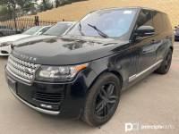 2016 Land Rover Range Rover Diesel HSE SUV in San Antonio