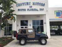 2002 Jeep Wrangler Sport Inline 6 Cylinder Lifted Winch Soft Top Mud Tires