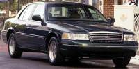 Pre-Owned 2001 Ford Crown Victoria 4dr Sdn LX