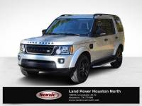 Certified Used 2016 Land Rover LR4 in Houston
