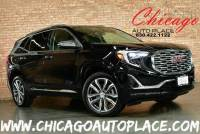 2018 GMC Terrain Denali - 2.0L TURBO 4-CYL VVT ENGINE 1 OWNER ALL WHEEL DRIVE NAVIGATION TOP VIEW CAMERAS KEYLESS GO BLACK LEATHER HEATED/COOLED SEATS BOSE AUDIO