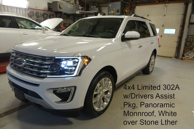 Photo 2019 Ford Expedition Limited 4x4 302A Pkg